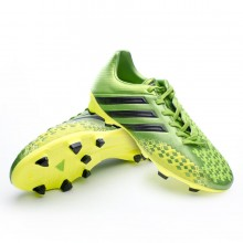 Boot  adidas Jr Predator Absolion LZ TRX FG Green-Black-Electricity