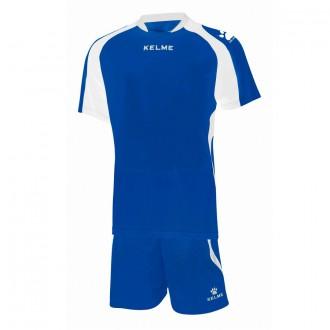 Goalkeeper set  Kelme Saba Royal-White