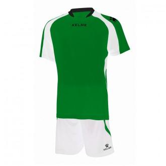 Goalkeeper set  Kelme Saba Green-White