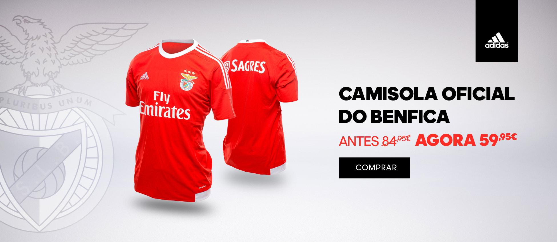Camisola Benfica