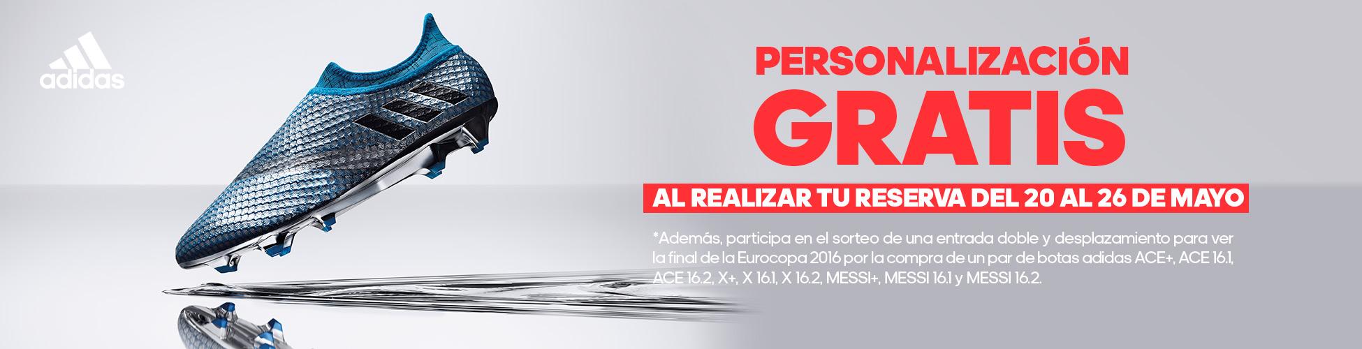 Bota Messi 16+ PureAgility ES