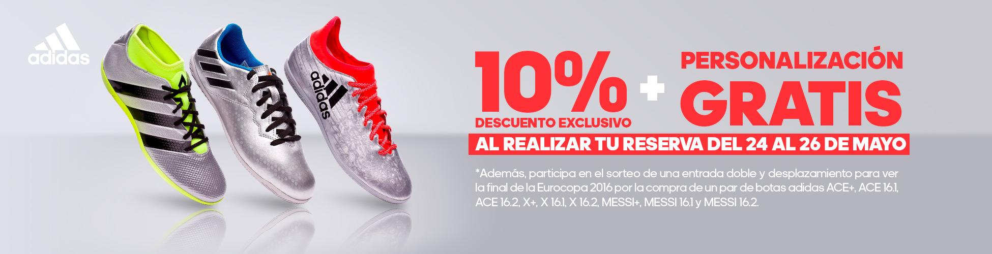 Mercury Pack adidas FutSal ES