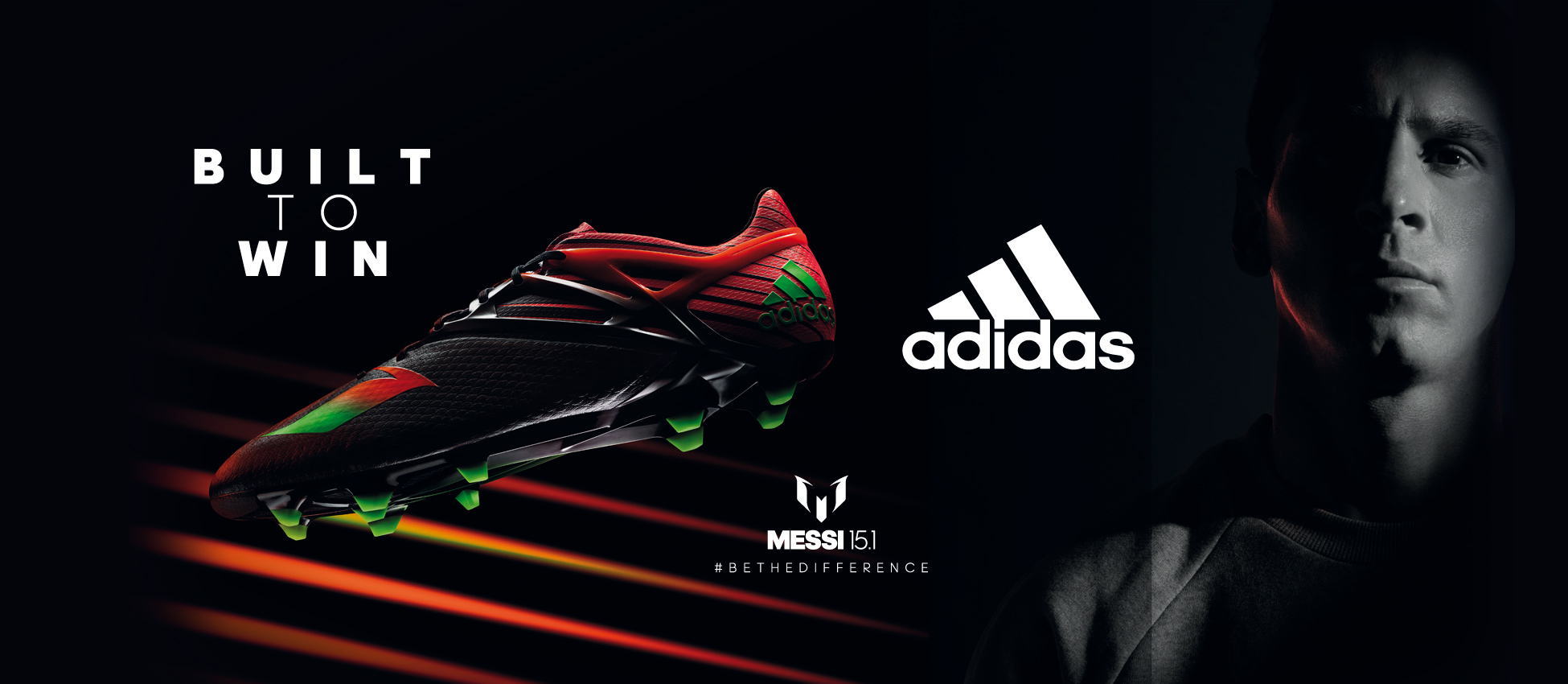 Messi 15: Built to win