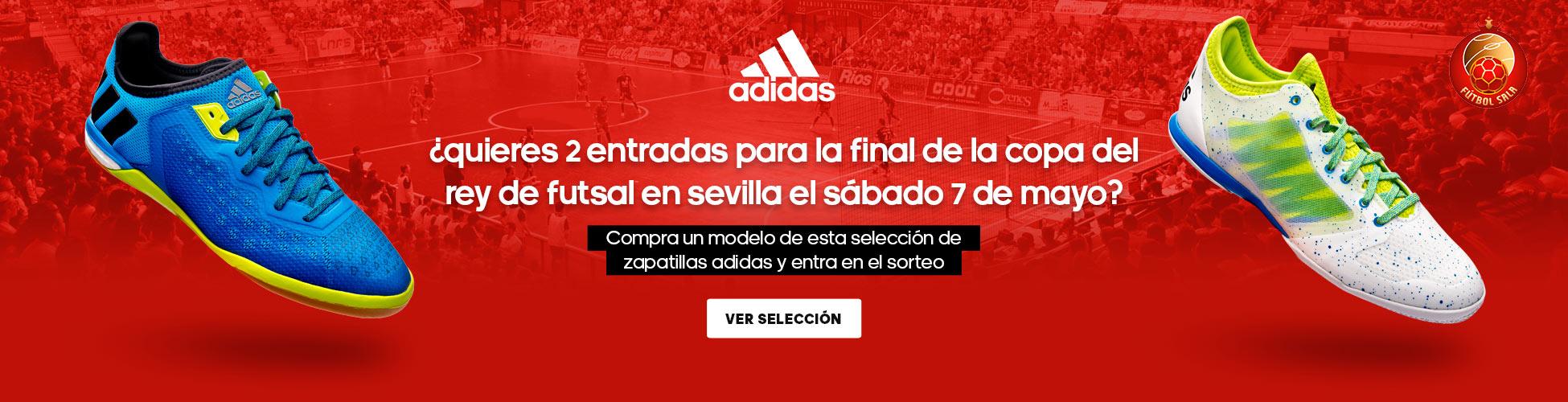 Promo Copa del Rey FutSal