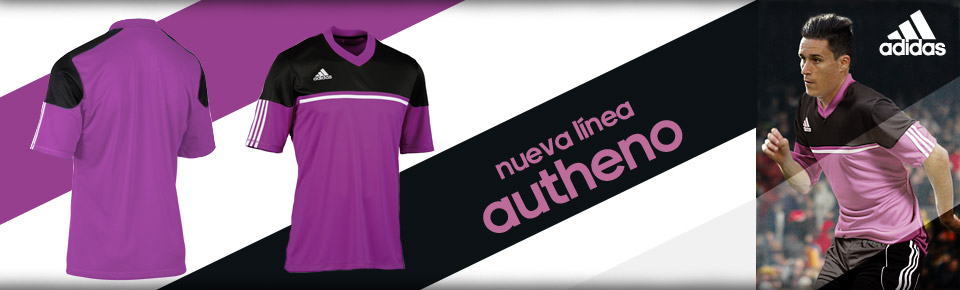 Camisetas adidas autheno
