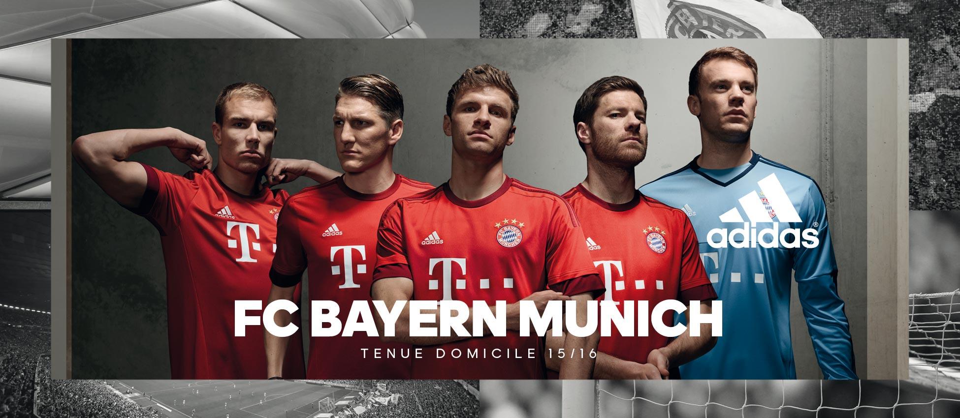 Bayern Munich 15-16