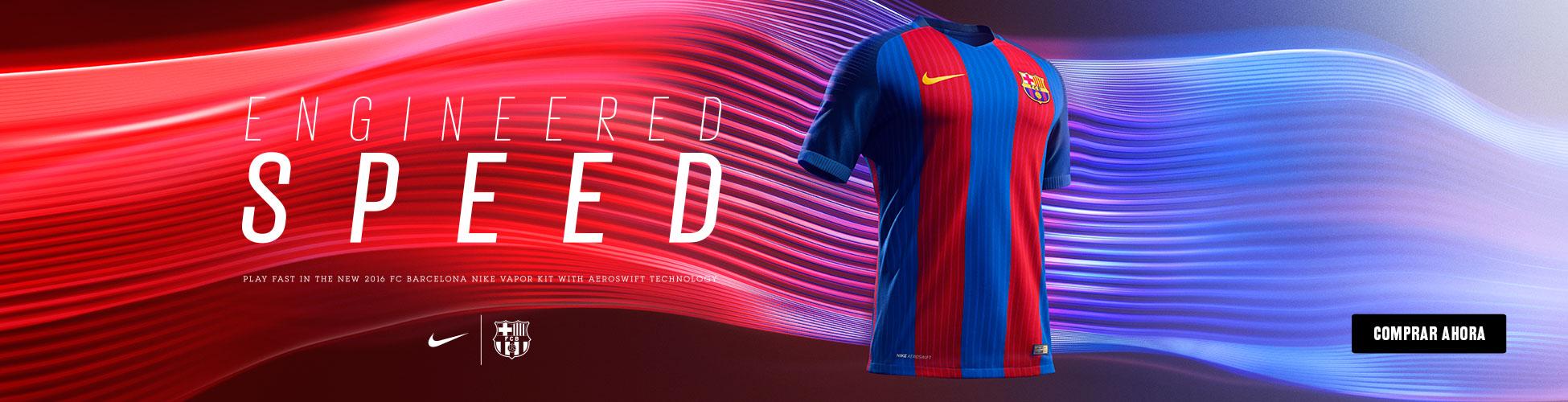 Nueva camiseta FCB 2016-2017