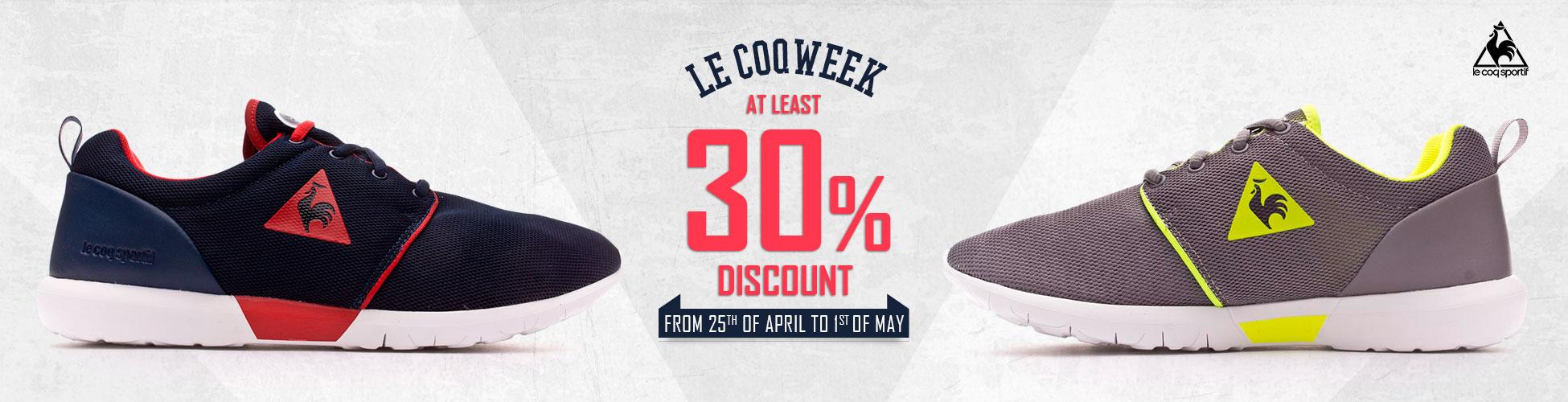 Le Coq Week