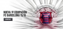 FC Barcelona Home 15-16
