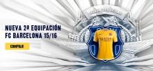 FC Barcelona Away ES