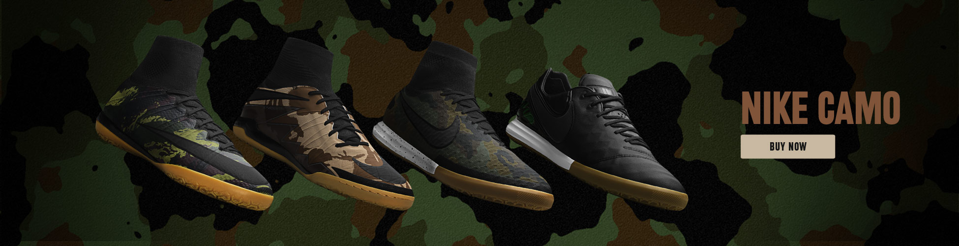 Zapatilla Camo Pack ING