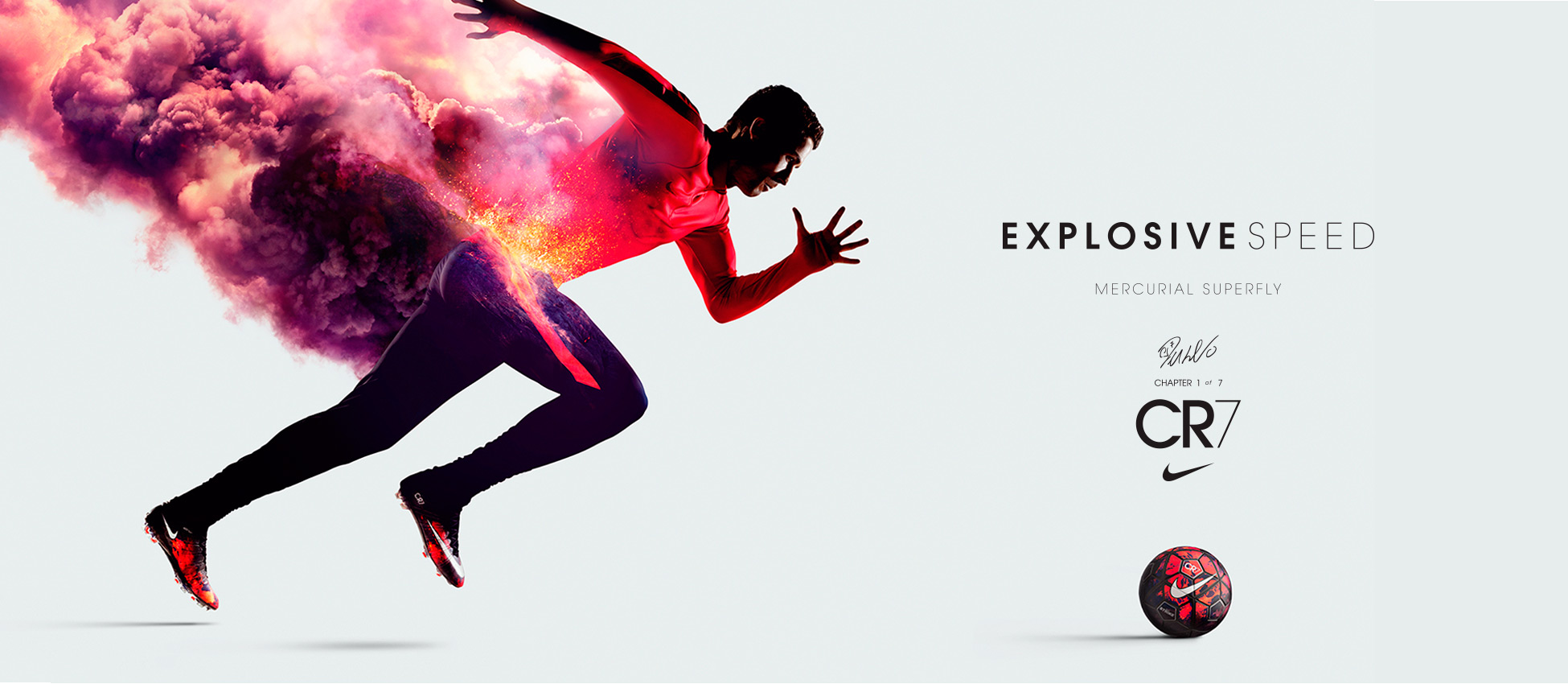 Nike Mercurial CR7
