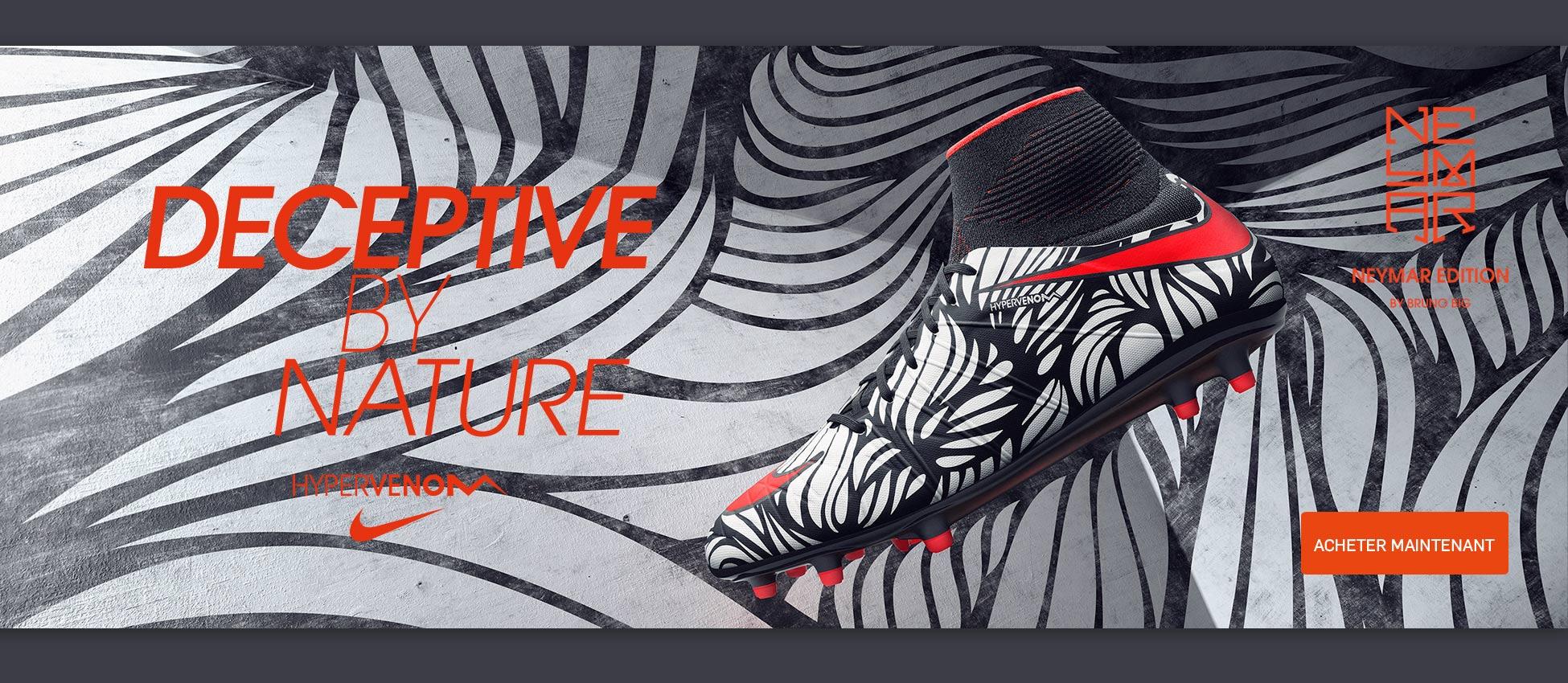 Chaussures Hypervenom Ousadia Alegria Neymar 2016