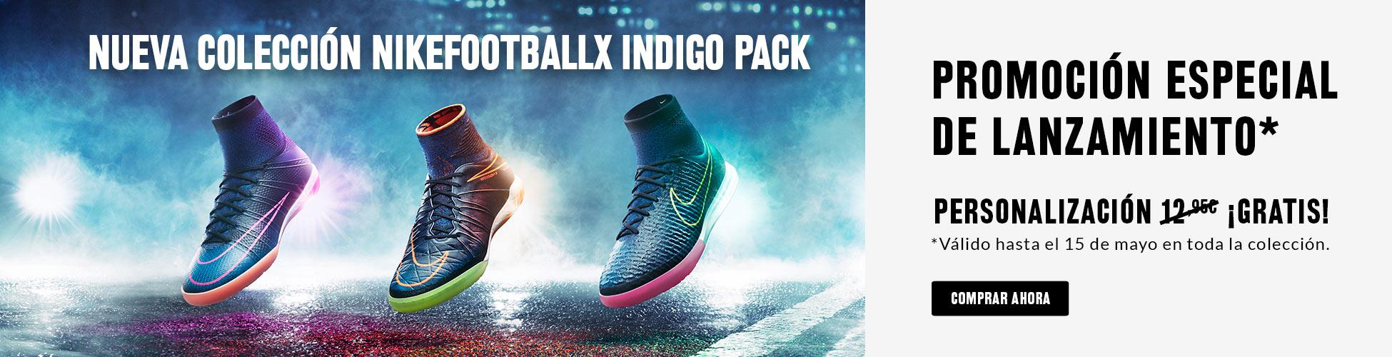 Indigo Pack ES