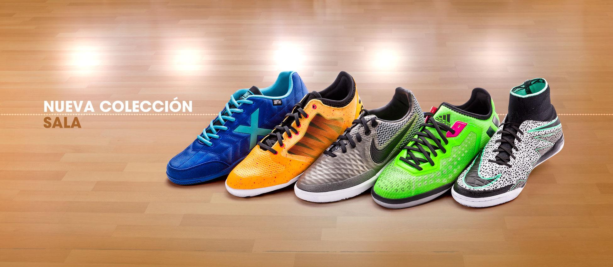 Nueva Colección Futsal 2016