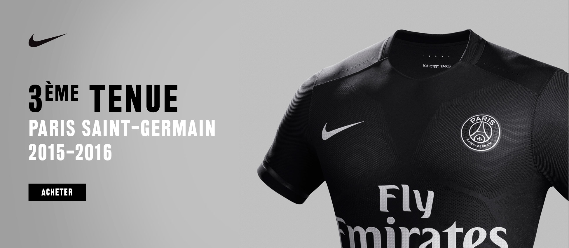 3ª Tenue PSG Decept Match