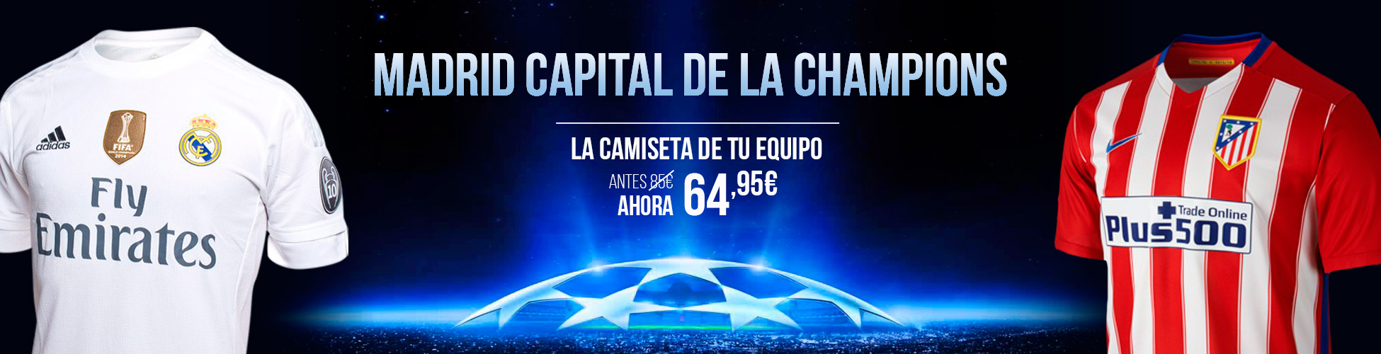 Madrid Capital de UCL
