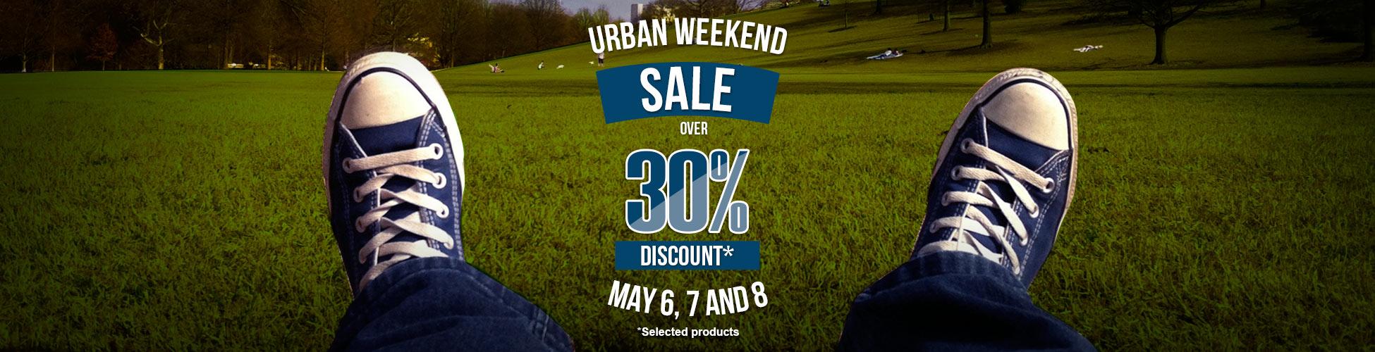 Urban weekend EN