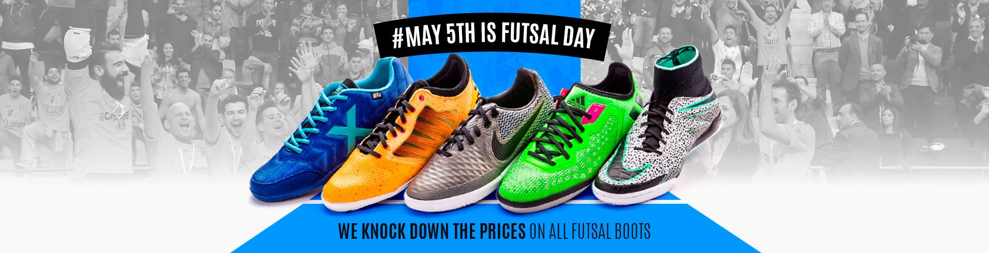 5x5 Futsal day