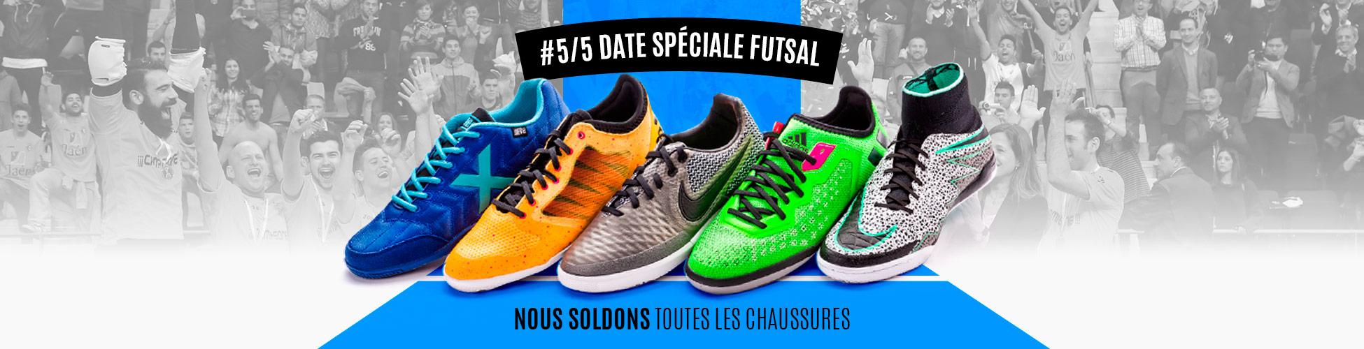 5x5 Date Especiale Futsal