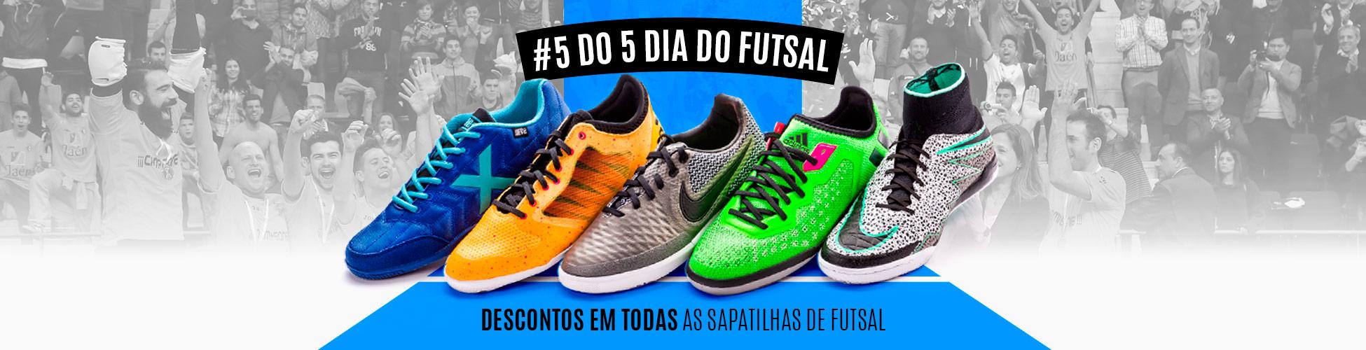 5x5 Dia do Futsal