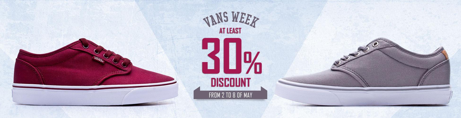 Vans Week