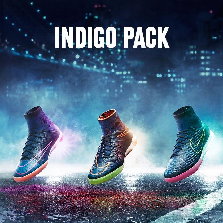 Nike Indigo pack