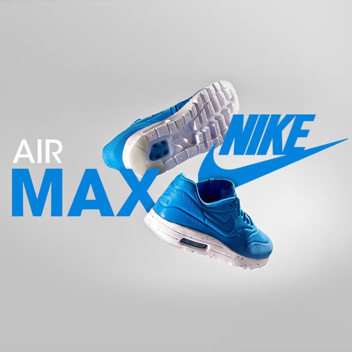 Nike Air Max Ultra Moire
