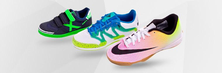Zapatillas de fútbol sala para niños