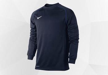 Goalkeeper sweatshirts